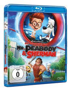 DVD M. Peabody et Sherman - les voyages dans le. Dreamworks, Thomas Lennon, Patrick Warburton, Mr Peabody & Sherman, Max Charles, Leslie Mann, Peanuts Movie, Full Hd 1080p, Funny Ads