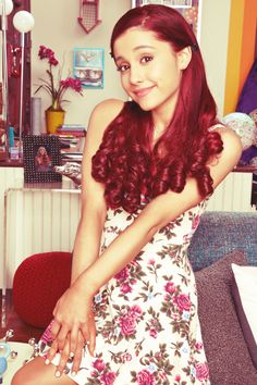 Picture: Ariana Grande in 'Sam & Cat.' Pic is in a photo gallery for Ariana Grande featuring 29 pictures.