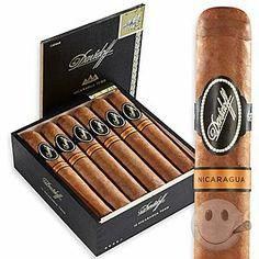 Davidoff Nicaragua #newcigars #cigarsinternational #cigars