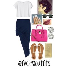 Untitled #981, created by fashionkillas on Polyvore