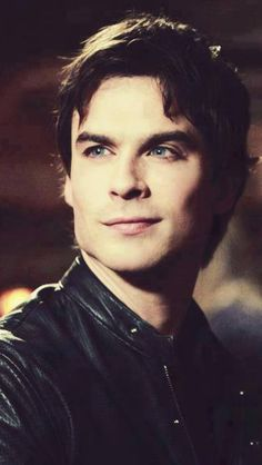 The Vampire Diaries. Damon Salvatore/Ian Somerhalder