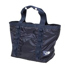 THE NORTH FACE PURPLE LABEL Light Weight Tote Bag (Navy), Designed by nanamica Japan