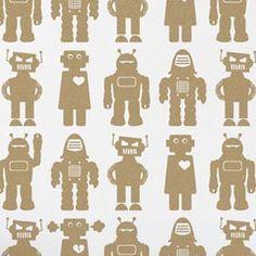 Big Robots Wallpaper KIDS ROOM PLAY ROOM