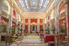 Avenida Palace Hotel, Lisbon.