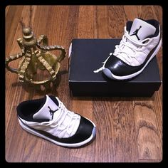 Jordan retro 11's toddler Excellent condition gently worn very clean box not included. Collector toddler Jordan's retro 11's low  size: 10c Jordan Other