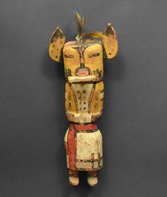 Kachina Doll by Wilson Tawaquaptewa (Hopi)