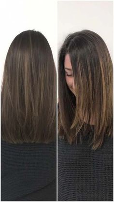 Straight Medium Length Haircuts and Colors for Women In 2019 – Page 9 of 38 – VimDecor straight medium length haircuts, straight hairstyles, medium length hairstyles, new hairstyles in . SEE DETAILS. Medium Long Hair, Medium Hair Cuts, Long Hair Cuts, Medium Hair Styles, Curly Hair Styles, Haircut Medium, Medium Brown, Short Hair Wigs, Long Curly Hair