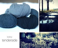 Beautiful colours of merino wool. All products available on www.tenderside.com