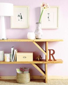Cute and simple storage