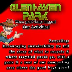 Awesome Activities at Glenhaven Park Camps
