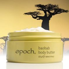 Baobab Body Butter Guest Post by Madelene Einarsson I have been using Nu Skins Baobab Body Butter for a while now and I have to say I just love it. This delicious cream smooths and softens your skin. It is so easy to apply and absorbs in an instant. Nu Skin, Body Butter, Shea Butter, Toenail Fungus Treatment, Nail Polish, Epoch, Skin So Soft, Body Creams, At Home Spa