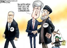Netanyahu Congress Speech Puppet Master A.F. Branco March 2, 2015