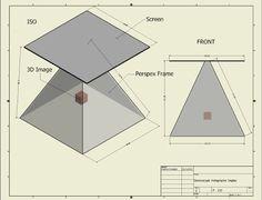 3d hologram projector pyramid - Google 搜尋