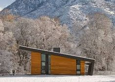 Image result for mono pitch house rural