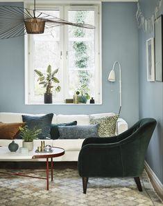 Home Decorators Hamilton Vanity Wingback Chair, Home Interior Design, Accent Chairs, Furniture, Hamilton, Home Decor, Upholstered Chairs, Decoration Home, Room Decor
