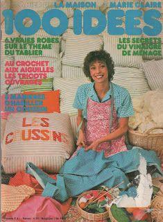 Tricots et cuisine de 100 Idées: 100 Idées de 1974