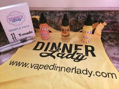 Vape Dinner Lady got in touch with me awhile back but I was right smack in the middle of a move and then needed to pick up extra shifts at work to make up for the financial hit I took due to the un…