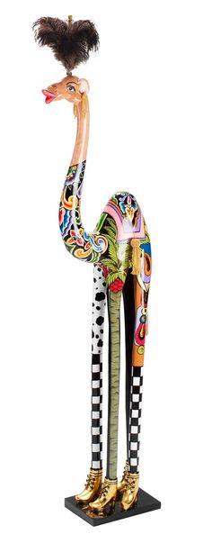 Über 680 Artikel der TOMS DRAG ART findet ihr in unserem Online Shop www.amaru-design.com Zum Beispiel eine der beliebtesten Tierfiguren: Kamel Laila
