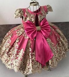 Girls Dress New Year Elegant Princess Dress Kids Dresses For Girl Costume Children Wedding Party Dress Vestido Infantil Baby Girl Party Dresses, Birthday Dresses, Little Girl Dresses, Baby Dress, Gowns For Girls, Tutus For Girls, Baby Girls, Girls Dresses, Dress For Girl Child