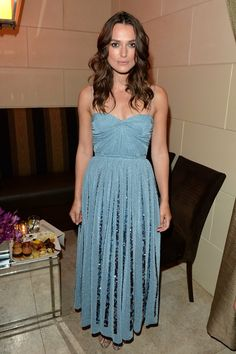 Pin for Later: Oh, Canada Is Really Bringing the Style at the Toronto Film Festival Keira Knightley Keira Knightley at the InStyle party.