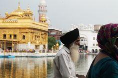 Absolutes Highlight in Indien: der Goldene Tempel in Indien