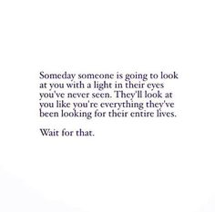 Wait for that.