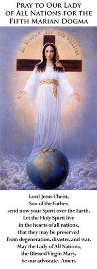"""We are all privileged to be living during the climax of the universally designated """"Age of Mary"""". International Marian Centres such as Lourdes, Fatima and places of contemporary apparition, as well as numerous other contemporary Marian movements manifest the present climax of love and devotion to the Mother of Jesus throughout the world."""