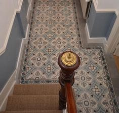 Nadia – cement tile Source by sandrinecourage Hall Tiles, Tiled Hallway, Victorian Hallway, Victorian Tiles, Fachada Colonial, Hall Flooring, Flur Design, Hallway Inspiration, Hallway Designs