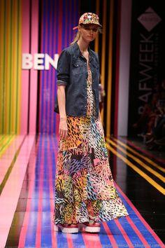 Benito Fernandez primavera verano 2015 vestidos.