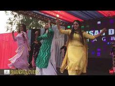 Jatti Karmawala ch Tare Nice Dance Performance