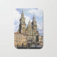 Catedral de Santiago de Compostela/Santiago de Compostela Cathedral Bath Mat