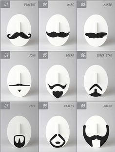 Eyewear Holder 14 Types / Eyeglasses Holder / by DubuDumo on Etsy