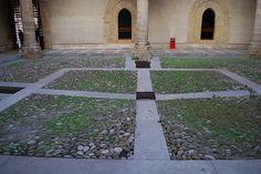 restauro di palazzo chiaramonte-steri, palermo
