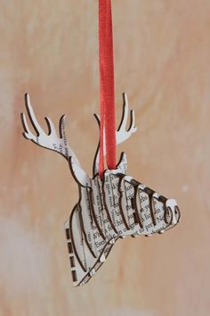 Stag Head Decoration in MDF