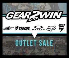 Gear2win Outlet Sale -- Lommel -- 03/08-06/08