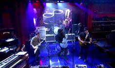 Watch Foo Fighters, Zac Brown Cover Black Sabbath on 'Letterman'-- LOVE it!