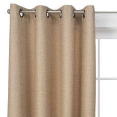 Tan curtains for living room. Maybeee?