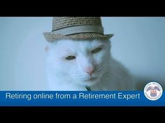 ▶ Cat Approved Steps in Applying for Retirement - YouTube These are  really cute and funny.