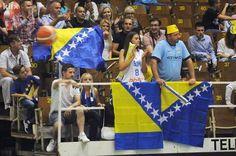 Mejdan spreman paklena atmosfera pred početak utakmice BiH - Rusija