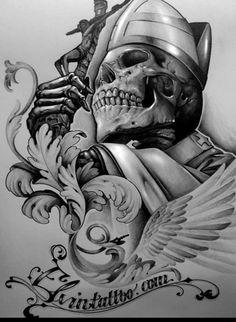 skull papa