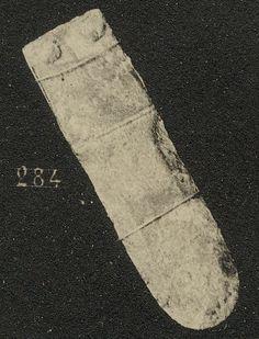 Ferret, 6-7th centuries, made in Niederbreisig, Frankish, Bronze; Dimensions: Overall: 1 3/8 x 3/4 in. (3.5 x 1.9 cm)