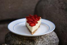 Citrónový cheesecake Cheesecake Brownies, Waffles, Baking, Breakfast, Sweet, Recipes, Lemon, Bread Making, Candy
