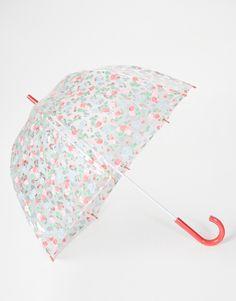 Cath+Kidston+Birdcage+Umbrella+In+Cherry+Print £18