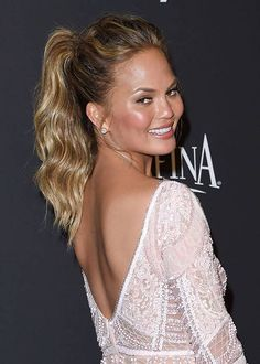How to Get The Coolest Wedding Ponytail