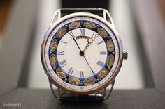 De Bethune DB25T Zodiac Limited Edition Watch With 12 Solid-Gold Hand-Engraved Inlays