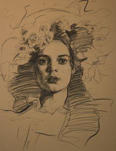 Drawings & Small Works - The Art of Teresa Oaxaca