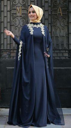 Koleksi Dress Muslim Terbaru untuk Hari Raya dan Pesta
