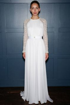 Auch wenn dieses Kleid aus der Spring Summer 2015 Kollektion von Temperley…