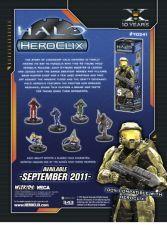 Halo Heroclix: Halo 10th Anniversary (Brick of 10)
