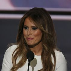 Melania Trump Plagiarized an Entire Paragraph From Michelle Obama's 2008 Speech - 2016 Republican National Convention - Day 1